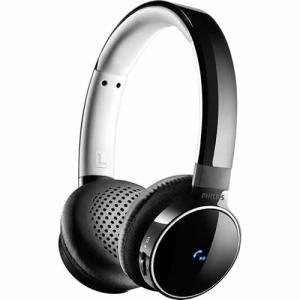Fone de Ouvido Multilaser PH053 Headphone Vibe, Preto, Design Retrô, Haste Ajustável