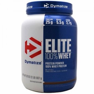 Elite 100% Whey Protein - 907g Cookies & Cream - Dymatize Nutrition