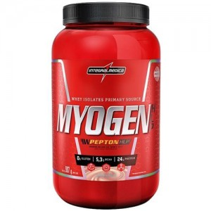 Myogen HLP Whey Isolado - 907g Chocolate - Integralmedica