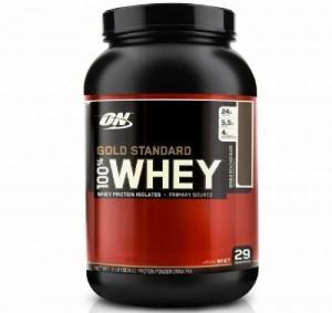 Whey Protein 100% Gold Standard - 907g Baunilha - Optimum Nutrition