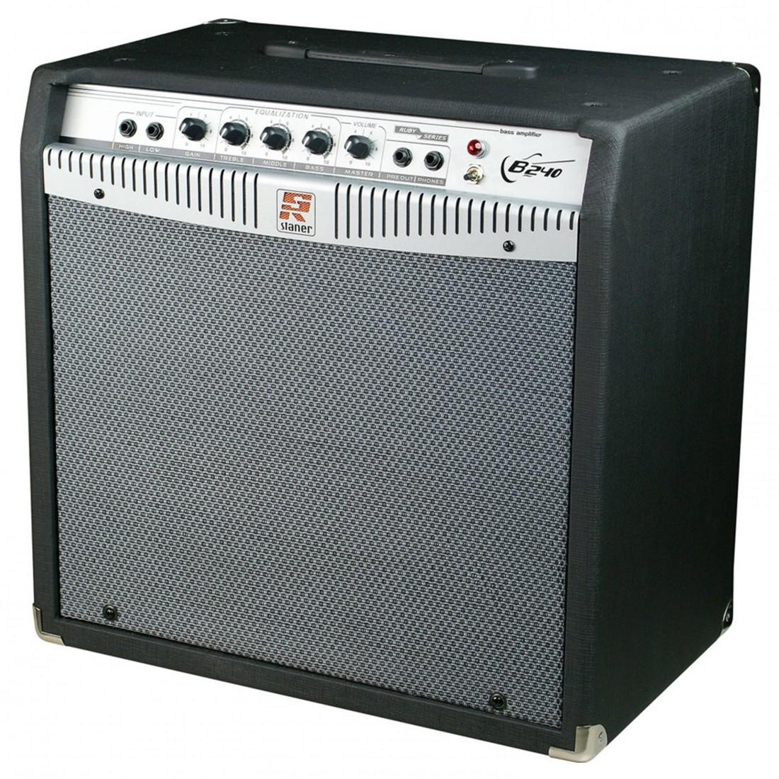 Imagem do produto Caixa Amplificada Baixo Staner 15 polegadas 140 watts B-240