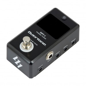 Imagem do produto Pedal Afinador e Fonte para 8 Pedais Overtone OPT-1
