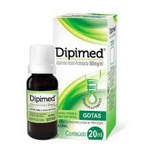 Foto 1 - Dipimed 500mg/ml 20ml