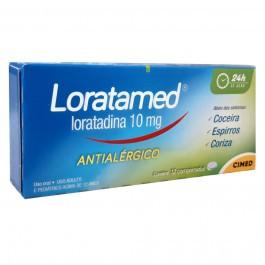 Foto 1 - Loratamed (loratadina) 10mg C/12 Comp
