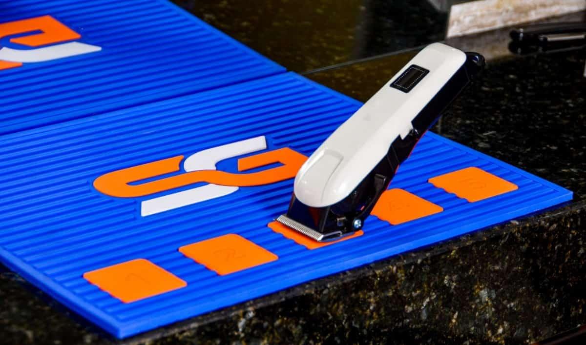 Imagem do produto Tapete Magnético Azul Royal