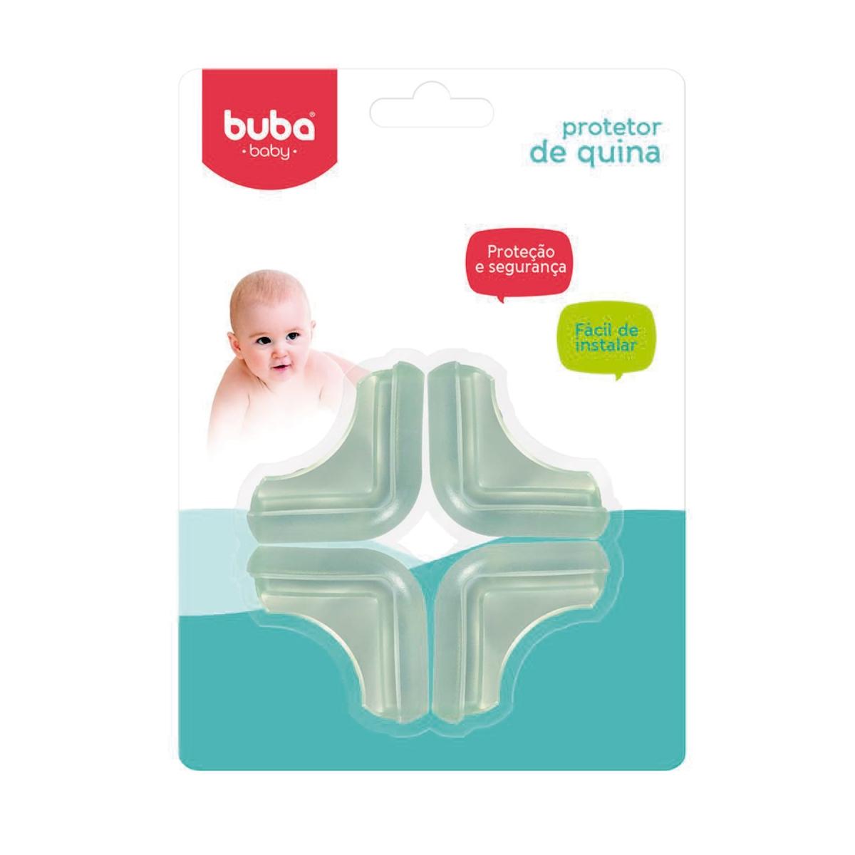 Imagem do produto Protetor de Quina Buba com 4 unidades