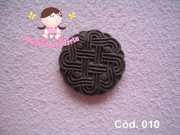Foto 1 - Cód 010 Molde de biscoito