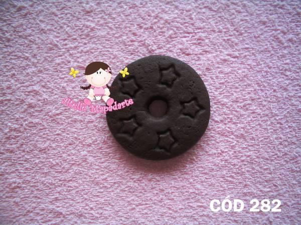 Foto 1 - Cód 282 Molde de biscoito