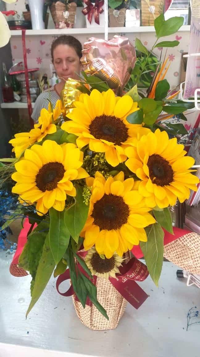 Imagem do produto Bouquet de Girassol