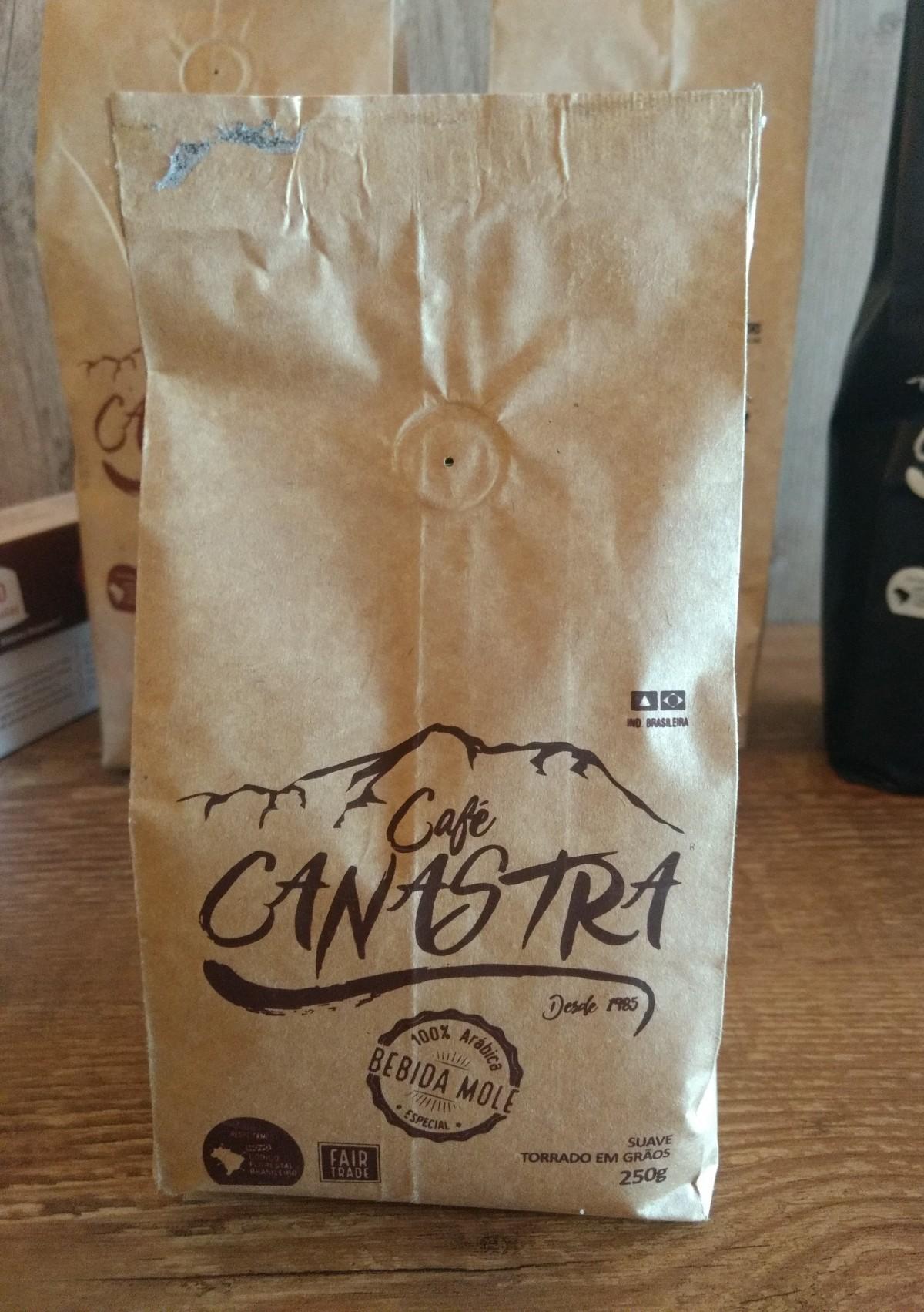 Imagem do produto CAFÉ CANASTRA
