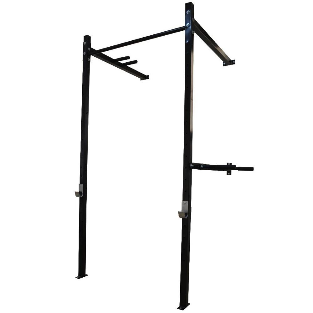 Foto4 - Power Rack Para Musculação / Crossfit Agachamento Supino Fixa E Paralela. Excelente para seus Treinos. Menor Preço | Fitness Prado