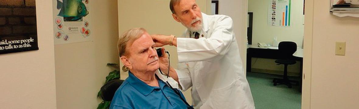 A perda de audição em idosos aumenta a possibilidade de depressão?