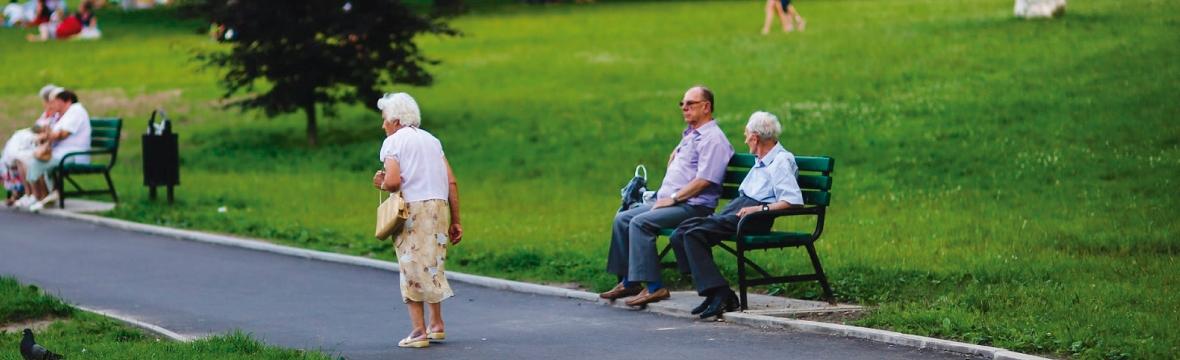 Atividades de lazer e entretenimento voltado à idosos
