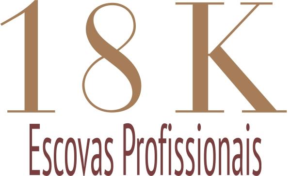Escova Profissional 18K