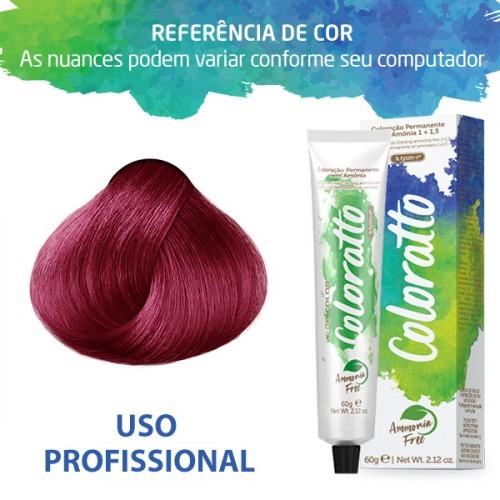 Imagem do produto Coloração Sem Amônia Coloratto 60g Pink 0.06