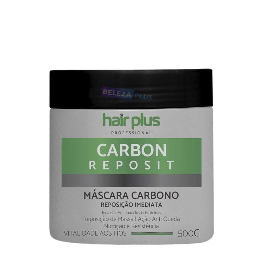 Imagem do produto Hair Plus Carbon Reposit