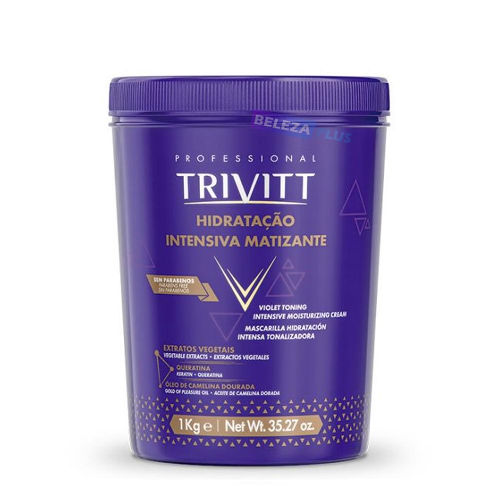 Imagem do produto Trivitt Matizante Hidratação Intensiva 1Kg