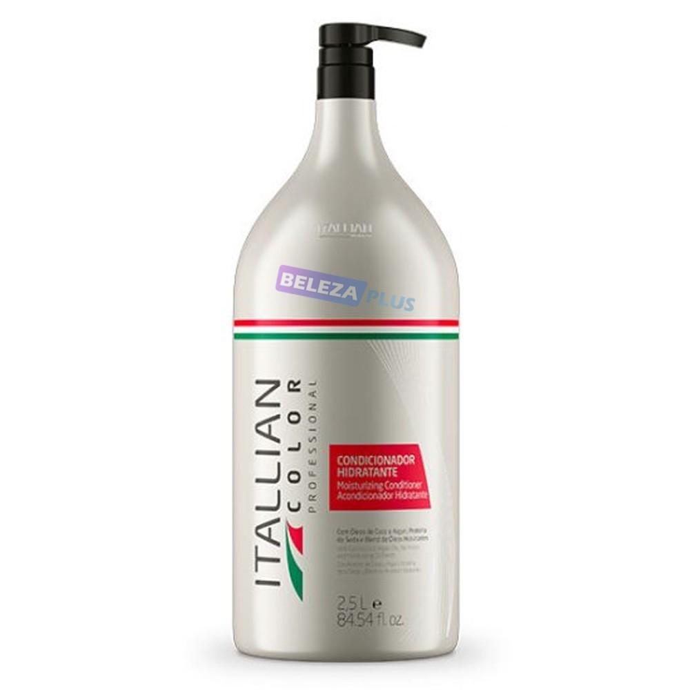 Imagem do produto Condicionador Hidratante Lavatório Itallian Color 2,5 litros