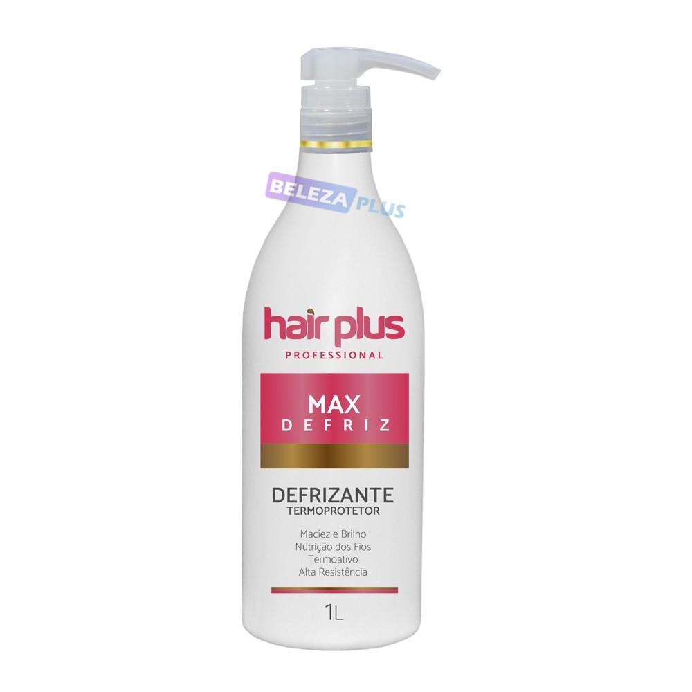 Imagem do produto Defrizante Max Defriz Hair Plus