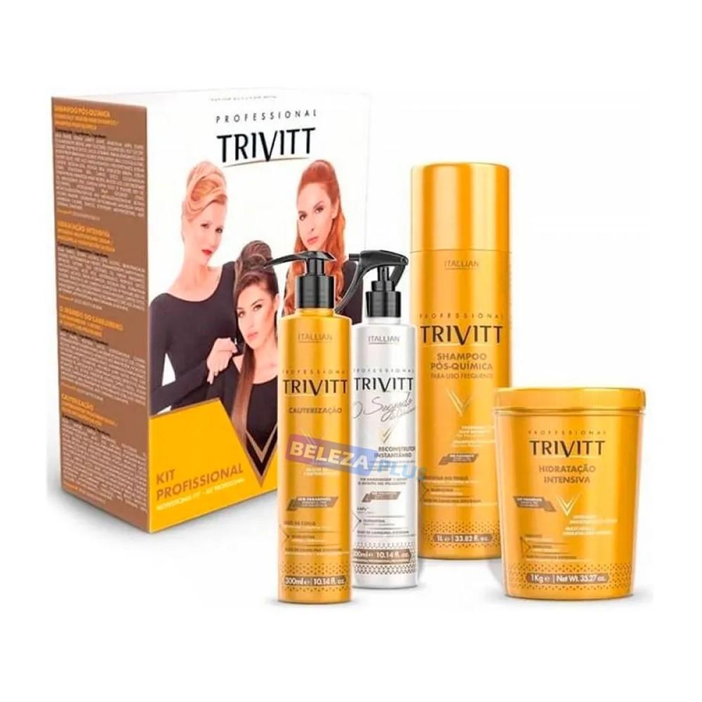 Imagem do produto Kit Profissional Trivitt
