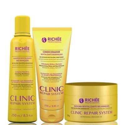 Imagem do produto Richeé Clinic Repair System Kit