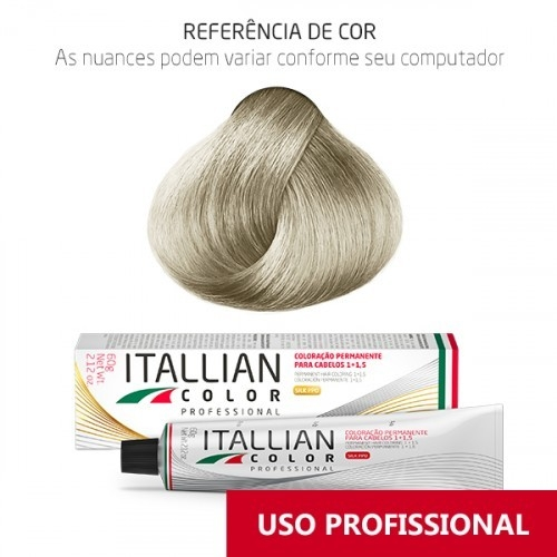 Imagem do produto Super Clareador Itallian Color Professional 60g 00s