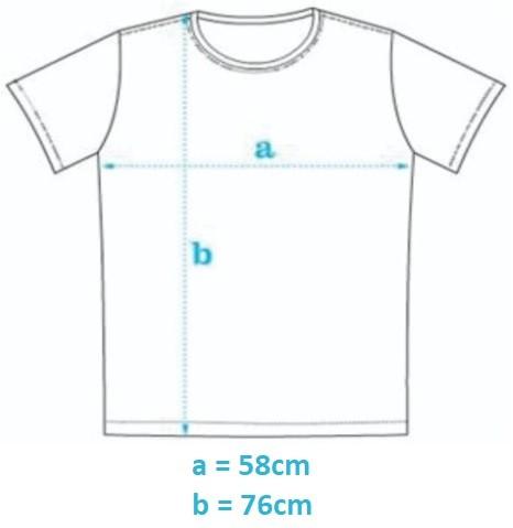 Foto2 - Camisa Davi Masculina 3 Palavrinhas - Adulto
