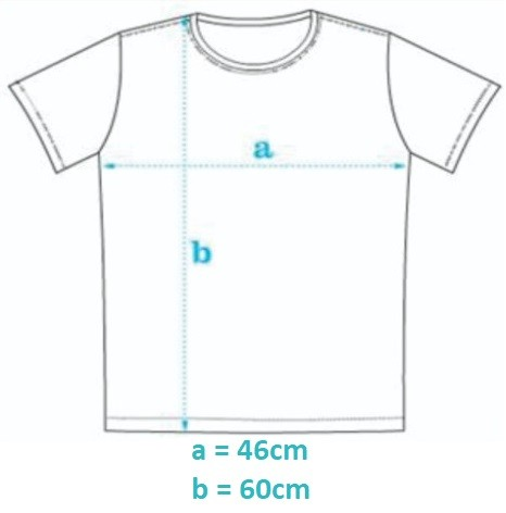 Foto4 - Camisa Sabão Infantil 3 Palavrinhas