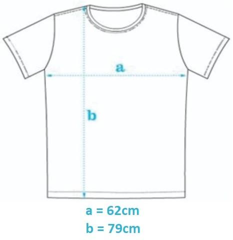 Foto2 - Camisa Sabão Masculina 3 Palavrinhas - Adulto