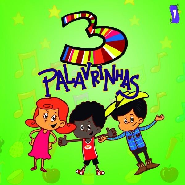 Foto3 - CD 3 Palavrinhas Volume 1