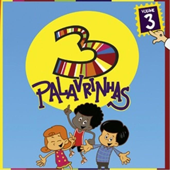 Foto3 - CD 3 Palavrinhas Volume 3