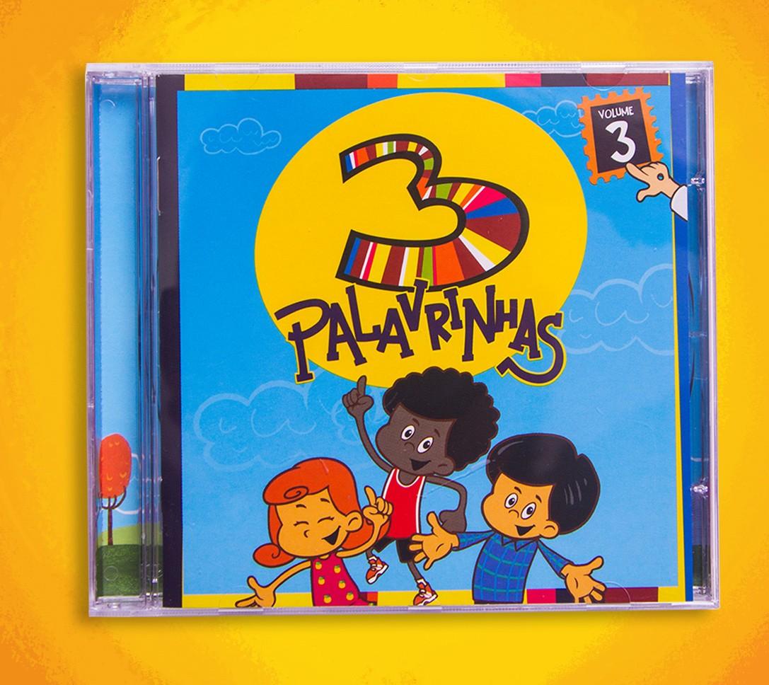 Foto2 - CD 3 Palavrinhas Volume 3