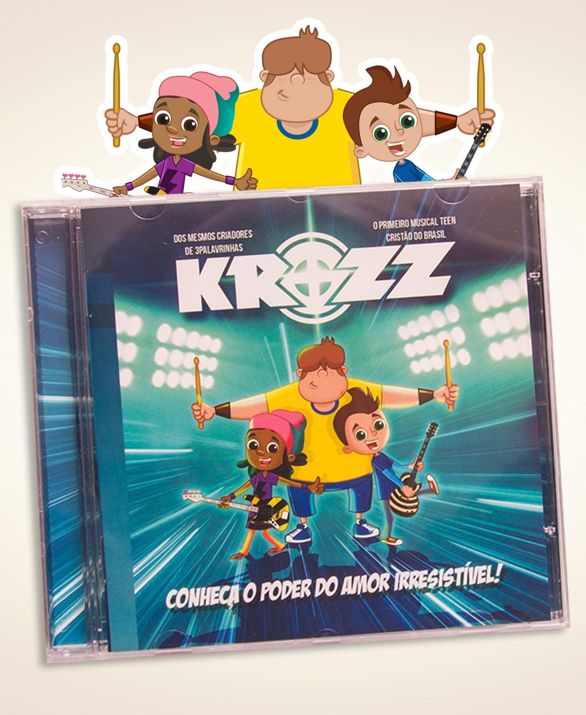 Foto 1 - CD Krozz