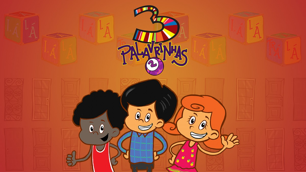 Foto3 - DVD 3 Palavrinhas Volume 2