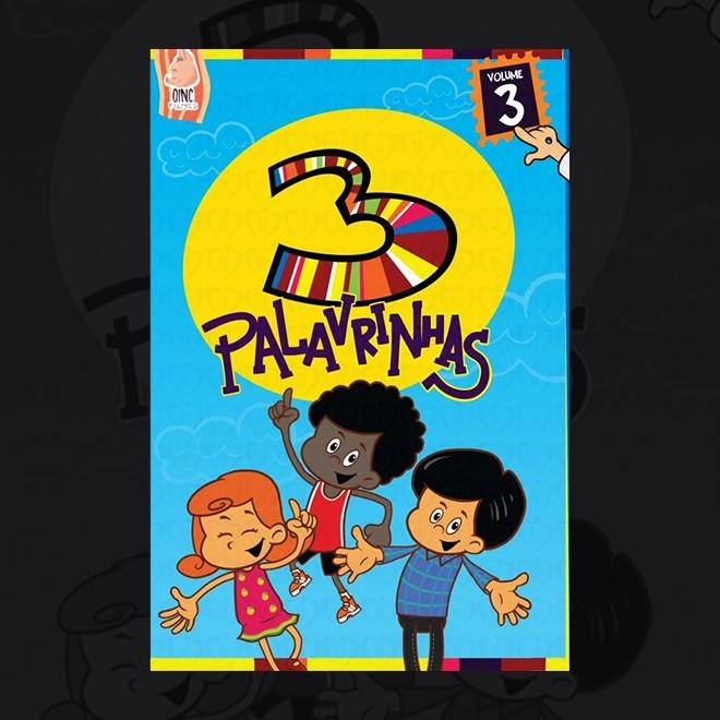 Foto2 - DVD 3 Palavrinhas Volume 3