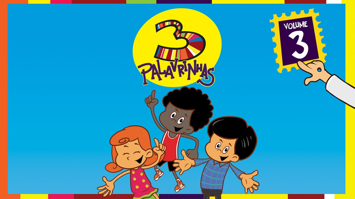 Foto3 - DVD 3 Palavrinhas Volume 3