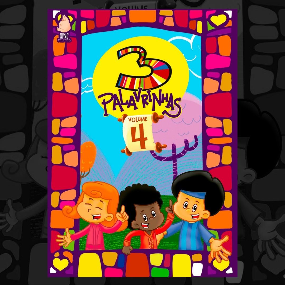 Foto2 - DVD 3 Palavrinhas Volume 4