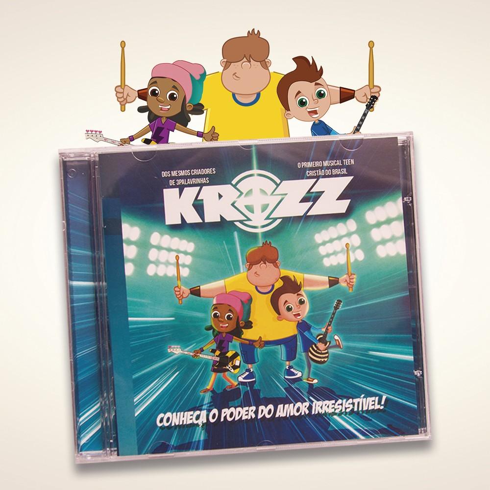 Foto2 - KIT Krozz - CD & DVD