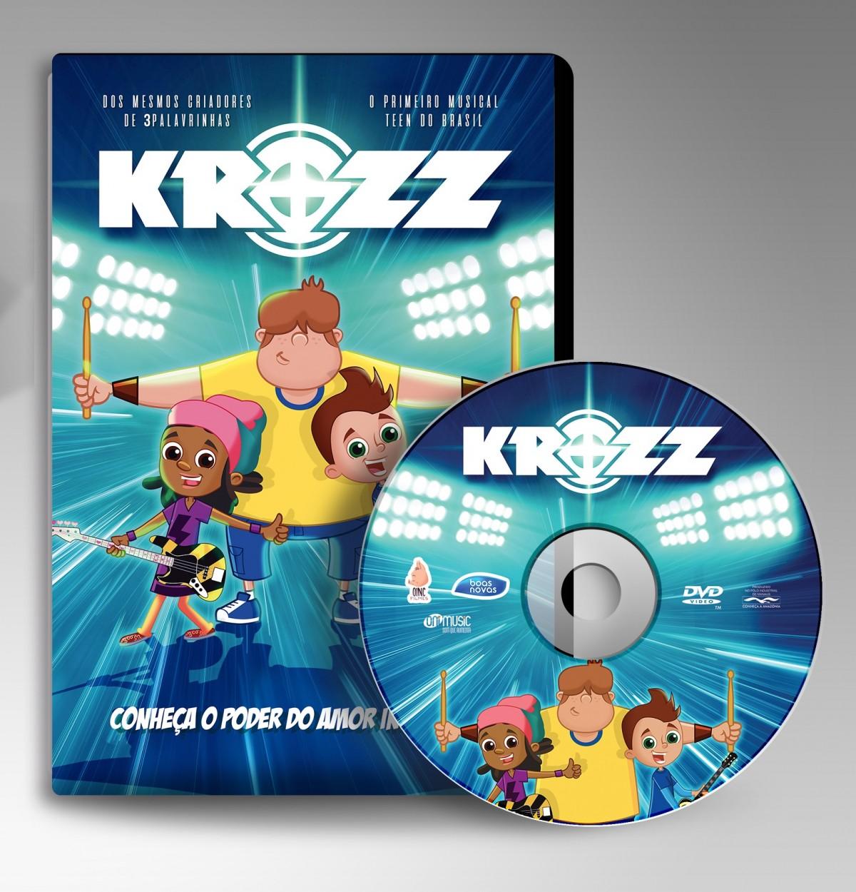 Foto3 - KIT Krozz - CD & DVD