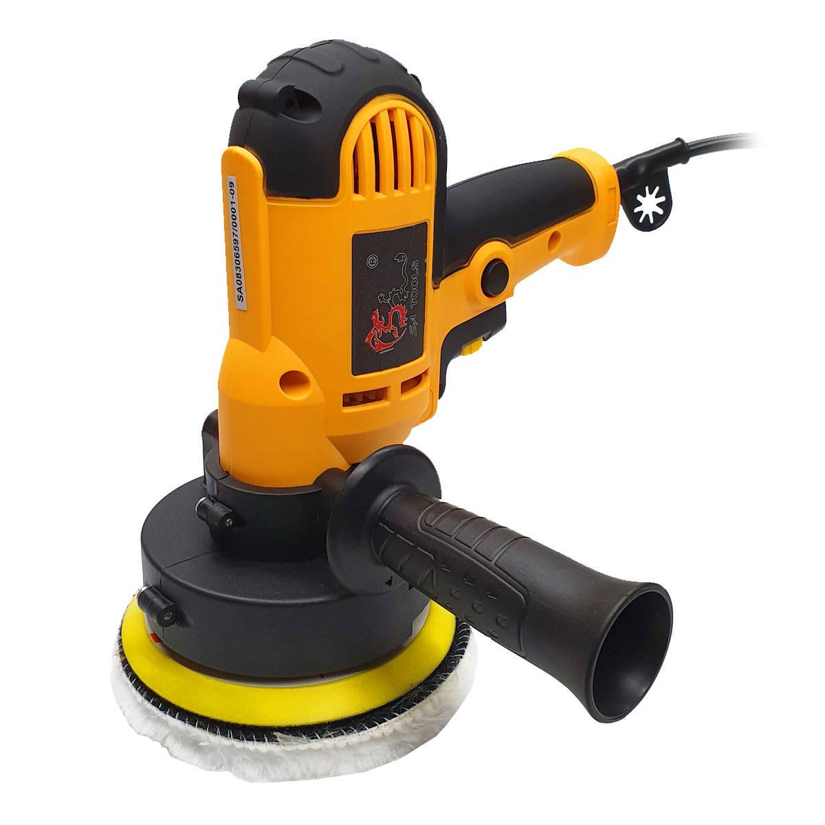 Imagem do produto Lixadeira e Politriz Vertical 125mm 550W SA-312 SA Tools