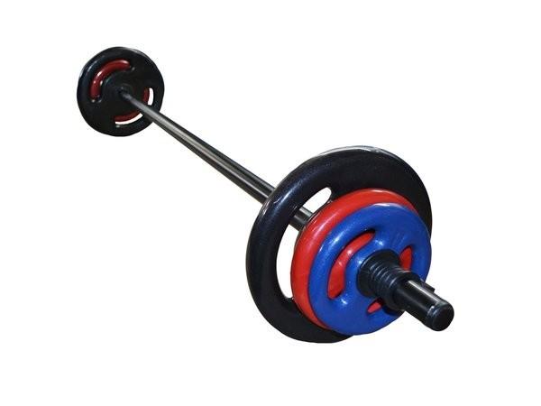Foto 1 - Kit Body Pump 20 kg