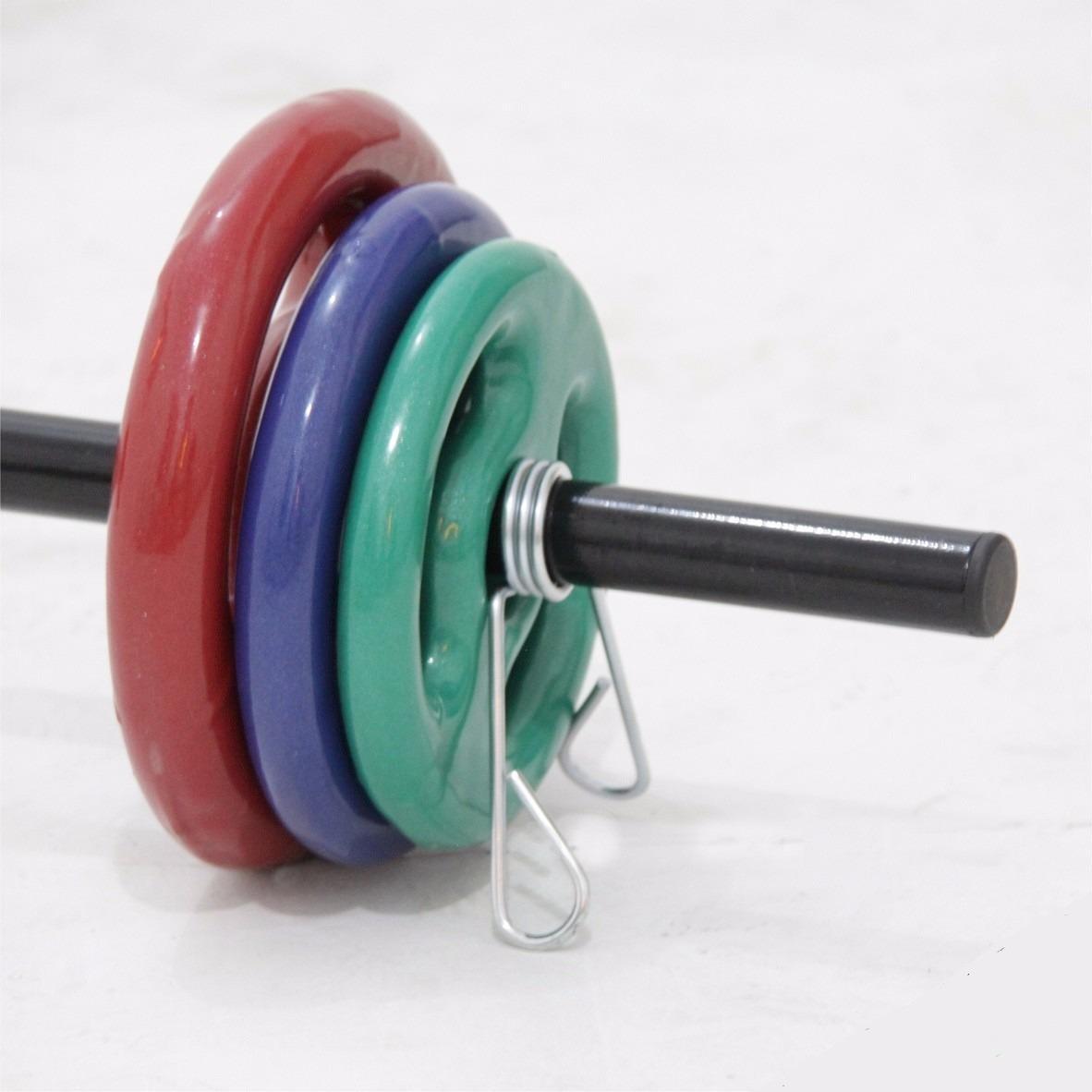 Foto2 - Kit Body pump 12 kg