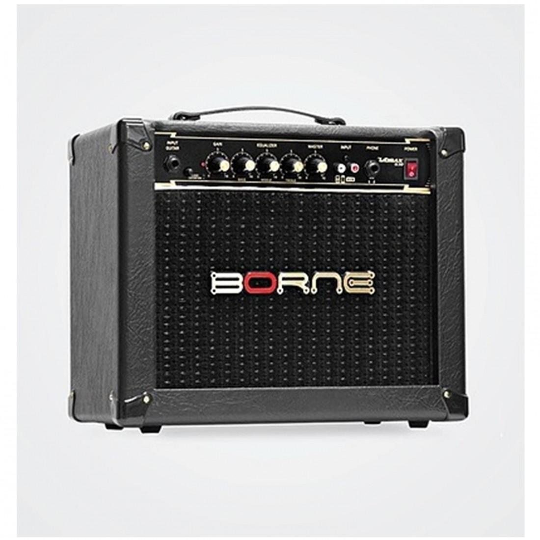 Imagem do produto Caixa Amplificada Guitarra Borne Vorax 630 25 watts