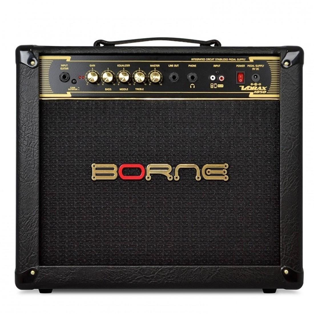 Imagem do produto Caixa Amplificada Guitarra Borne Vorax Vorax 1050 50 watts