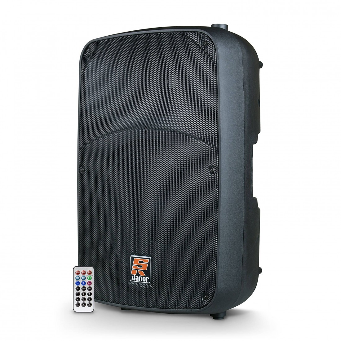 Imagem do produto Caixa Amplificada Staner 12 polegadas 200 watts SR-212