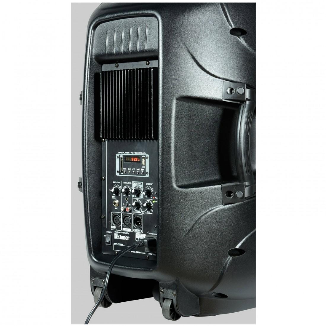 Foto3 - Caixa Amplificada Staner 15 polegadas 200 watts PS-1501