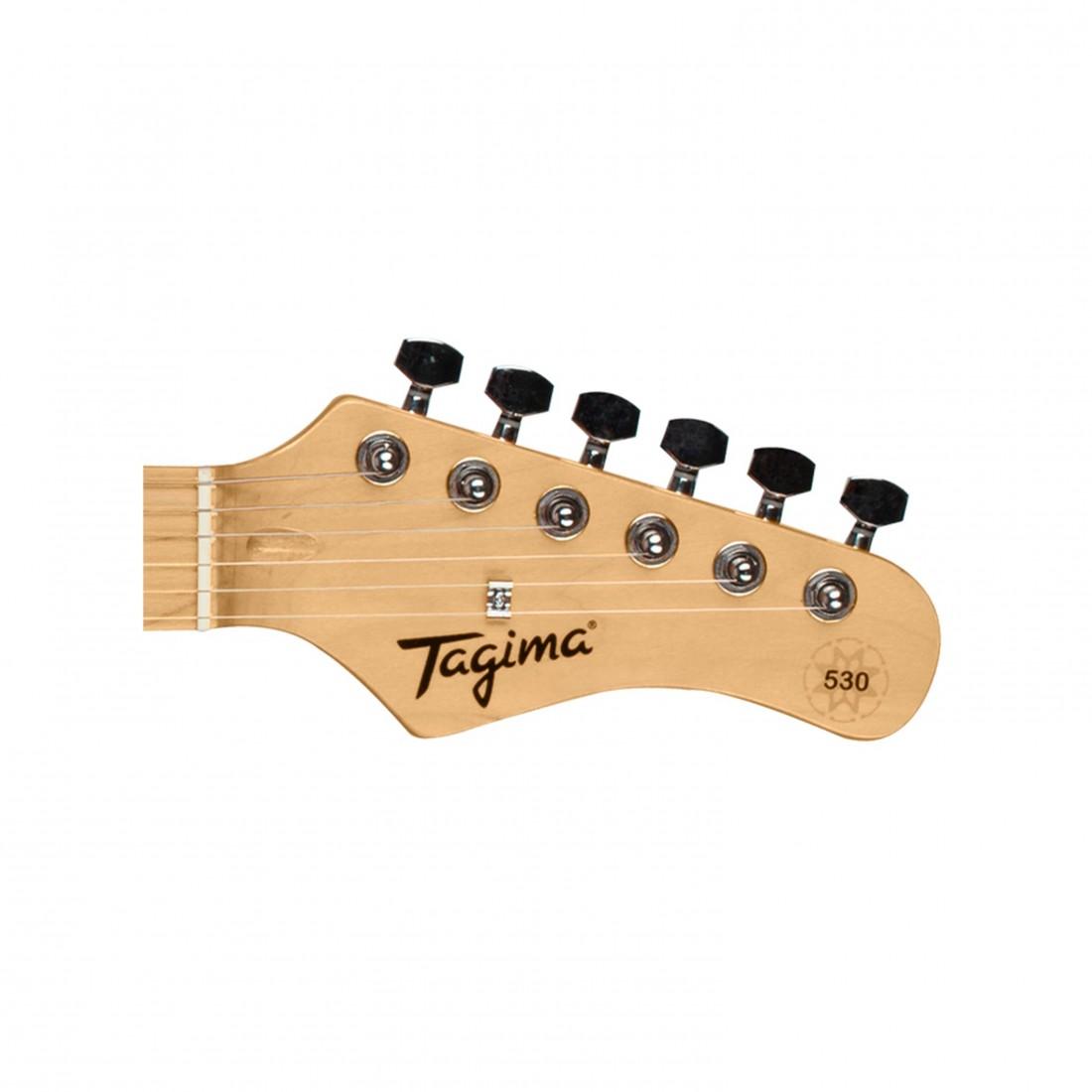 Foto3 - Guitarra Tagima Strato TG-530