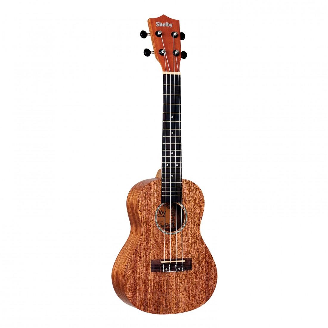 Imagem do produto Ukulele Shelby Concerto SU23M