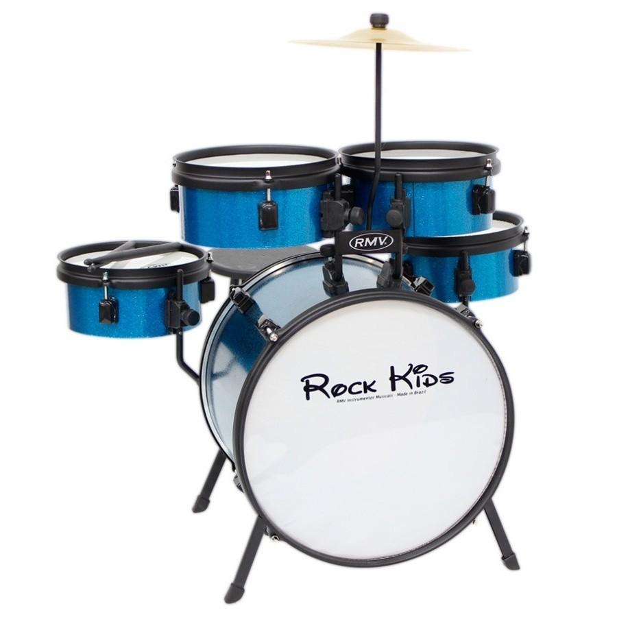 Imagem do produto Bateria Infantil RMV Rock Kids