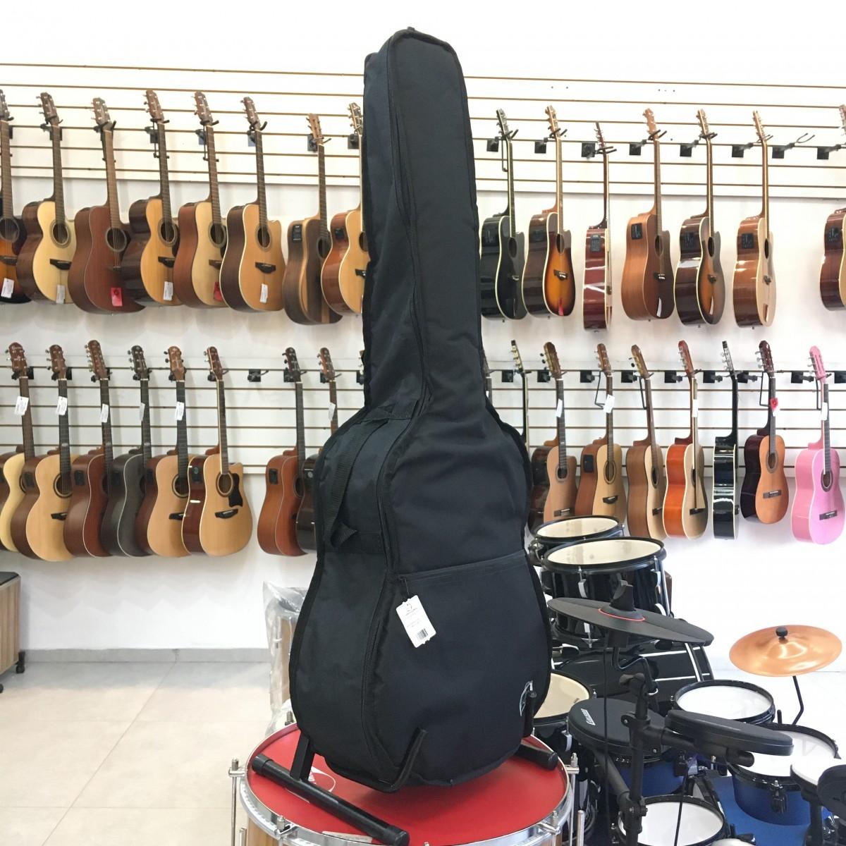 Foto2 - Capa Acolchoada Violão Workbag